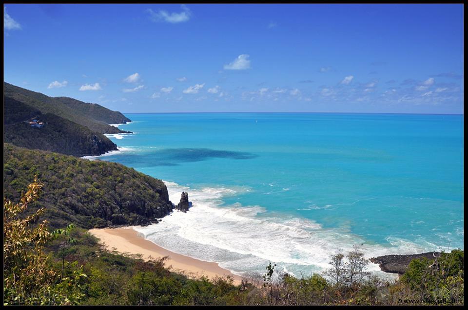 Tortolla British Virgin Islands Urlaub Unterkunft